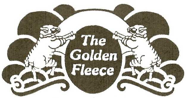 Golden Fleece Detroit Logo