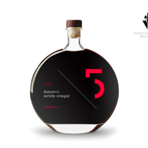 FIVE ESTATE BALSAMIC VINEGAR - 200ML