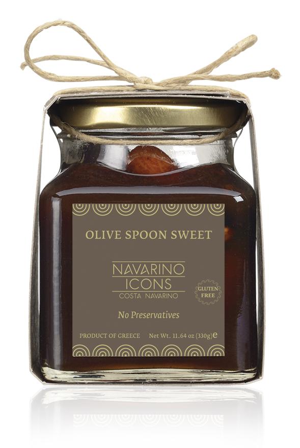 Olive Spoon Sweet