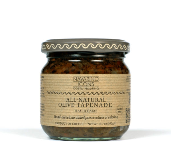 ALL-NATURAL OLIVE TAPENADE