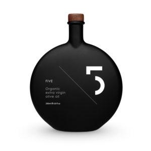 FIVE ORGANIC EXTRA VIRGIN OLIVE OIL - 200ml