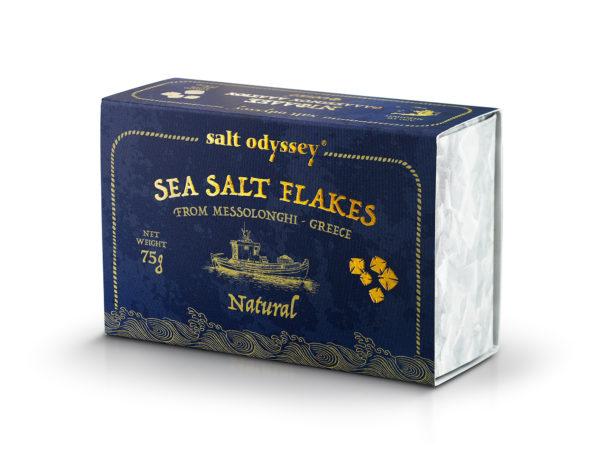 Natural Sea Salt Flakes