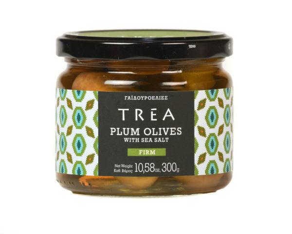 Plum Olives w/ Sea Salt