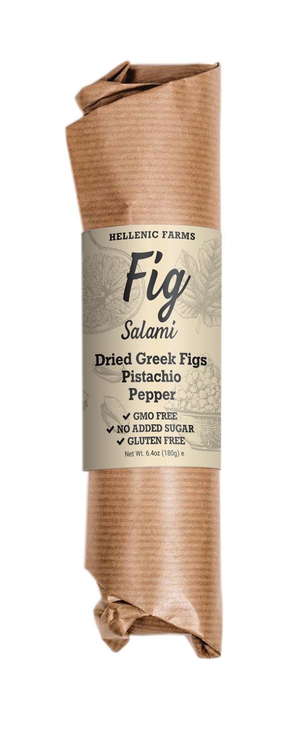 Dried Greek Figs + Pistachios + Aleppo Pepper